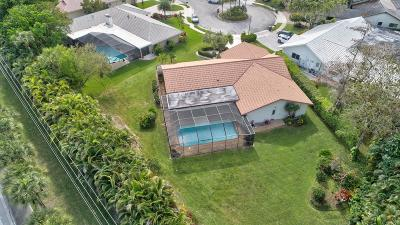 Boca Raton Single Family Home For Sale: 20779 Cipres Way