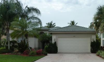 Wellington Single Family Home For Sale: 11144 Marina Bay Road