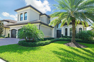 Delray Beach FL Single Family Home For Sale: $1,269,000