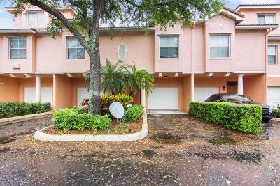 Delray Beach FL Townhouse For Sale: $269