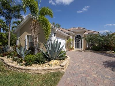 Port Saint Lucie Single Family Home For Sale: 10811 SW Candlewood Road