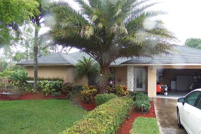 Loxahatchee Single Family Home For Sale: 16703 E Pleasure Drive W