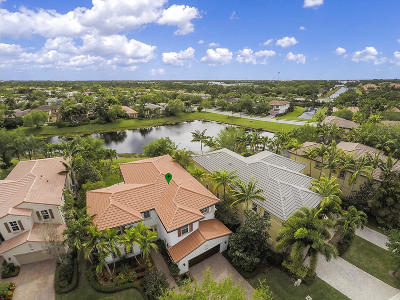 Palm Beach Gardens Single Family Home For Sale: 1224 Merlot Drive