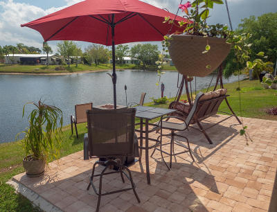 Fort Pierce Single Family Home For Sale: 54 Ipanema Way