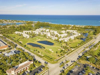Estuary At Jupiter Dunes Condo Townhouse For Sale: 4203 Fairway Drive