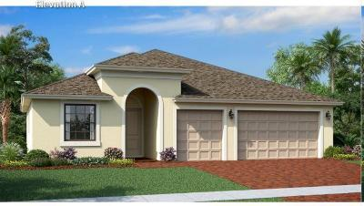Fort Pierce Single Family Home For Sale: 851 Bent Creek Drive #A092