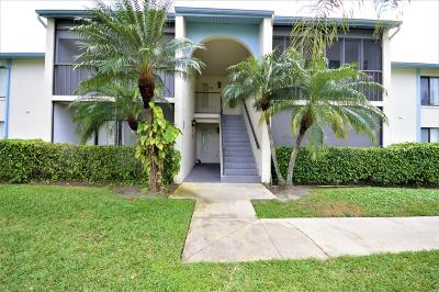 West Palm Beach Condo For Sale: 1103 Green Pine Boulevard #B1