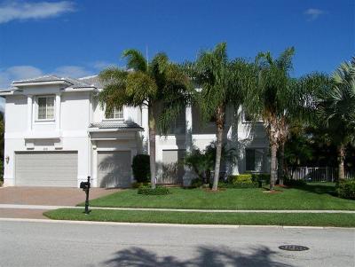 Wellington Single Family Home For Sale: 11131 Manderly Lane