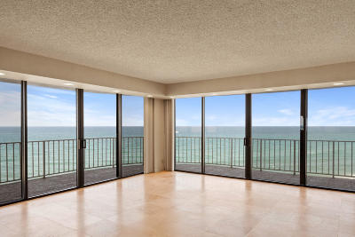 Palm Beach Condo For Sale: 3400 S Ocean Boulevard #6di