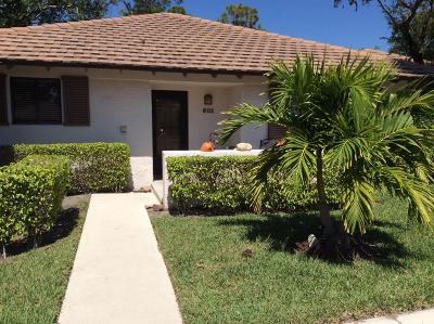 Palm Beach Gardens Single Family Home For Sale: 902 Club Drive