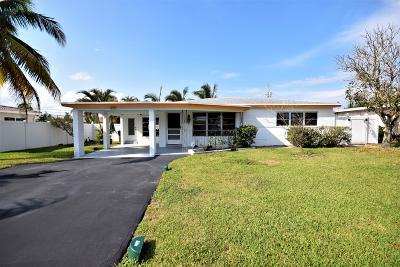 Boca Raton Single Family Home For Sale: 335 NE 29th Street