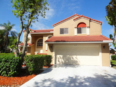 Boca Raton Single Family Home For Sale: 10076 Country Brook Road