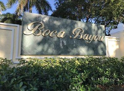 Boca Raton FL Condo For Sale: $205,000