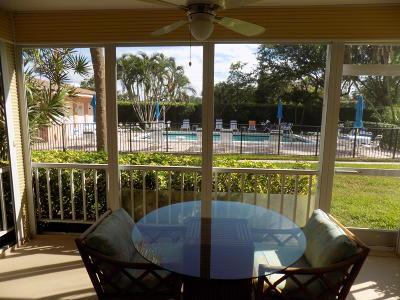 Delray Beach Condo For Sale: 2829 Florida Boulevard #105