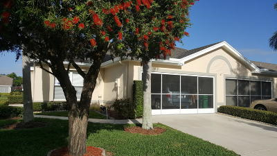 Port Saint Lucie Single Family Home For Sale: 4270 SE Brittney Circle