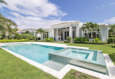 Palm Beach Gardens Rental For Rent: 12149 Plantation Way