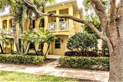 Jupiter Townhouse For Sale: 3041 E Community Drive