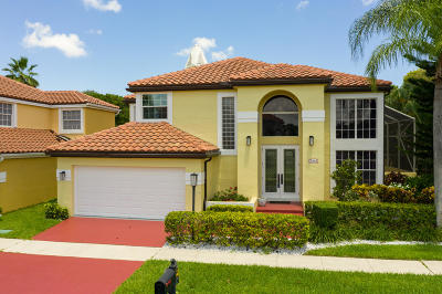 Boca Raton FL Single Family Home For Sale: $535,000