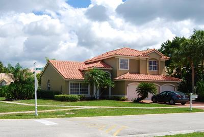 Boca Raton FL Single Family Home For Sale: $489,900