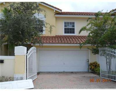 Lake Worth Townhouse For Sale: 1301 S Federal Highway #4