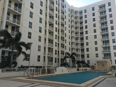 West Palm Beach Rental For Rent: 255 Evernia Street #202