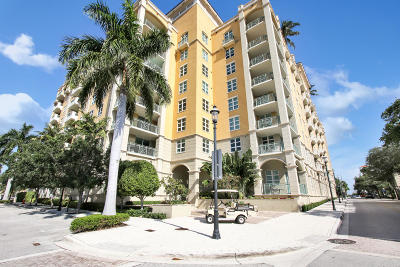 West Palm Beach Condo For Sale: 403 S Sapodilla Avenue #219