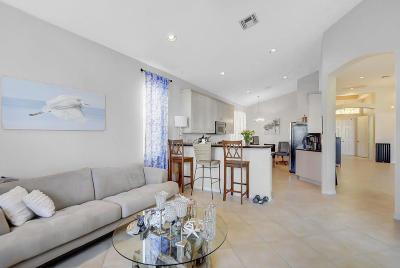 Lake Worth Single Family Home For Sale: 8283 Genova Way