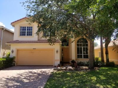 Boynton Beach Single Family Home For Sale: 12568 Colony Preserve Drive