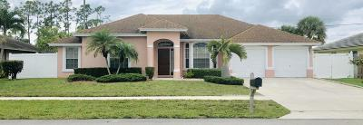 Royal Palm Beach Single Family Home For Sale: 102 Brook Woode Court