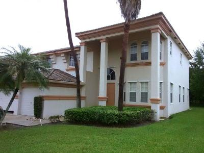 Lake Worth Single Family Home For Sale: 7379 Water Dance Way