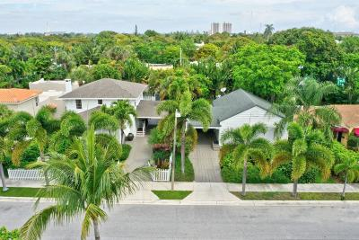 West Palm Beach Single Family Home For Sale: 431-441 33rd Street