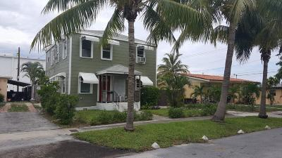 West Palm Beach Rental For Rent: 415 Mayflower Road #1