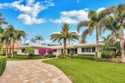 Delray Beach Single Family Home For Sale: 821 Seasage Drive