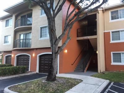 West Palm Beach Condo For Sale: 4155 Haverhill Road #1418