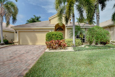 Boynton Beach Single Family Home For Sale: 10567 Palladium Gates Way