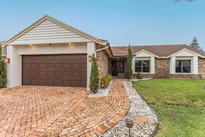 Boca Raton Single Family Home For Sale: 10121 182nd Lane S