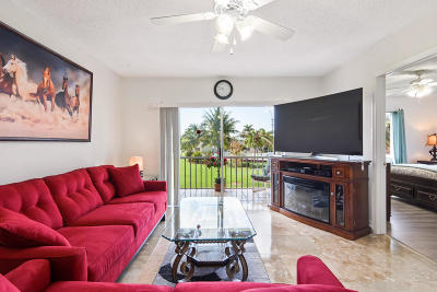 Boca Raton FL Condo For Sale: $98,000