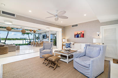 West Palm Beach Single Family Home Contingent: 7920 Flagler Court