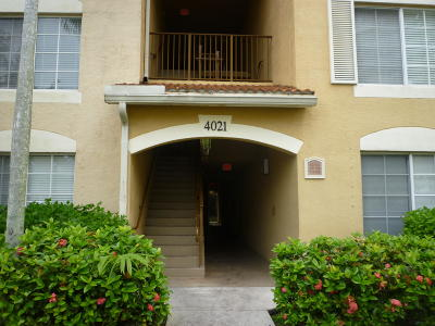 West Palm Beach Condo For Sale: 4021 San Marino Boulevard #205