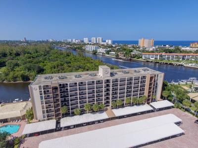 Broward County Condo For Sale: 1631 Riverview Road #601