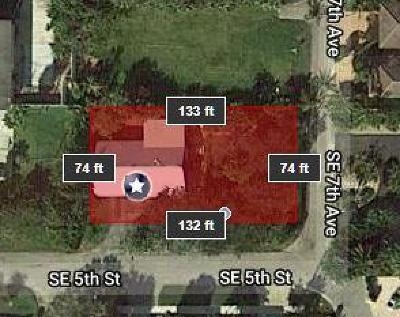 Delray Beach Residential Lots & Land For Sale: 617 SE 5th Street