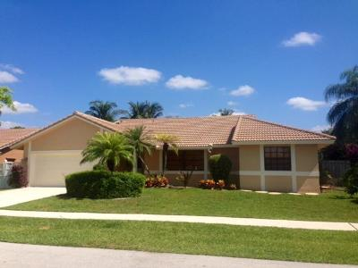 Boca Raton FL Rental For Rent: $3,600