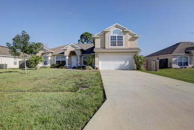Port Saint Lucie Single Family Home For Sale: 271 NE Granduer Avenue