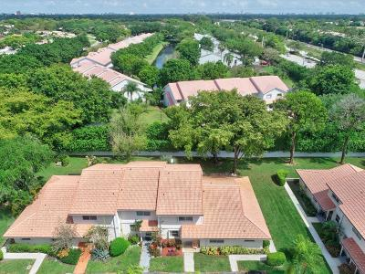 Boca Raton FL Townhouse For Sale: $230,000