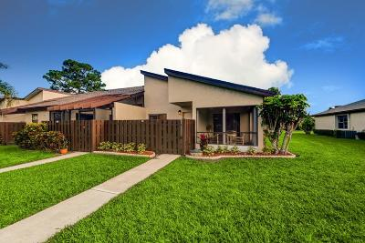 Delray Beach Single Family Home For Sale: 5060 Nesting Way #D