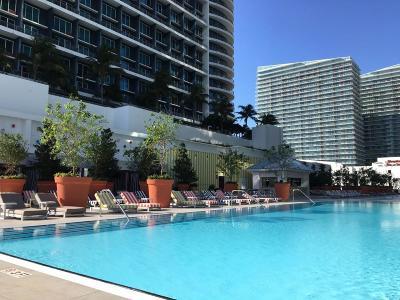 Miami-Dade County Condo For Sale: 1300 S Miami Avenue #4007