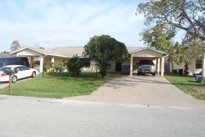 Martin County Multi Family Home For Sale: 4909 SE Salvatori Road