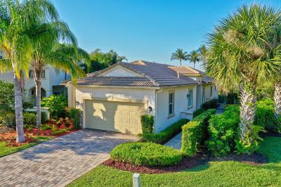 Palm Beach Gardens FL Single Family Home For Sale: $499,900