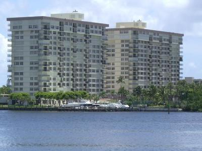 Boca Raton Rental For Rent: 2121 Ocean Boulevard #1009e