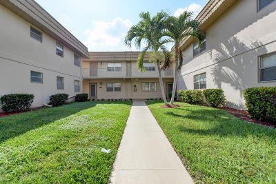 Delray Beach Condo For Sale: 234 Monaco E